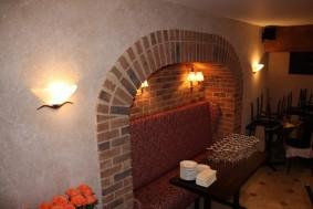 Plastering & Decorative Systems - Patio Restaurant - Hanover Street, Edinburgh - 8